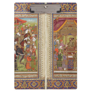 Mughal Inder-Indien-Islam islamische moslemische Klemmbrett
