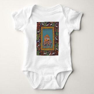 Mughal Inder-Indien-Islam-Perser-Persien-Elefant Baby Strampler