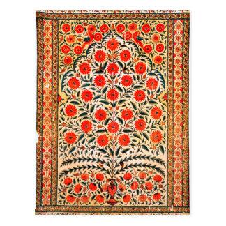 Mughal Kunst Postkarte