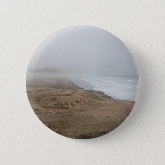 Mughsayl Strand (Salalah Oman) Runder Button 5,7 Cm