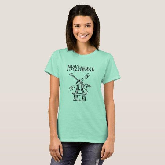 Mühlenrock T-Shirt 2017 - Damen