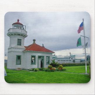 Mukilteo Leuchtturm Mauspads