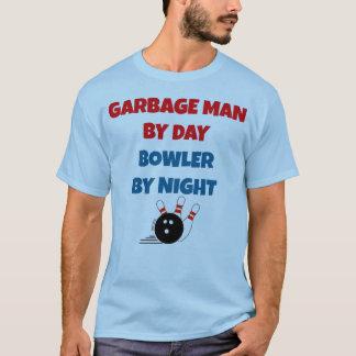Müllmann durch TagesWerfer bis zum Nacht T-Shirt