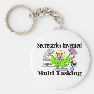 Multi Aufgaben-Sekretär Schlüsselanhänger