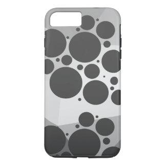 Multi facettiert/Punkt-Muster iPhone 8 Plus/7 Plus Hülle