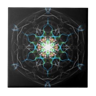 Multi Farbgalaxielicht in Raum Keramikfliese