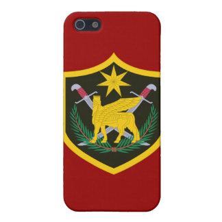 Multi nationale Kraft der Irak iPhone 5 Schutzhüllen