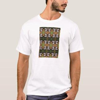 multi Terrier oreo T-Shirt