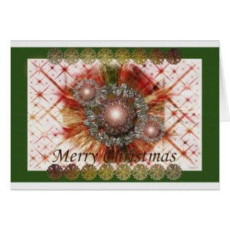 Multi Weihnachtsschein Karte
