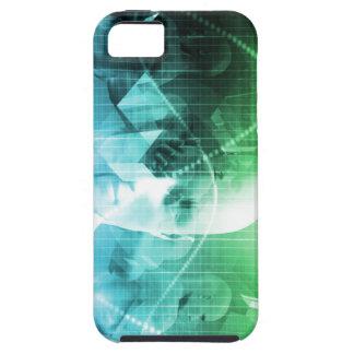 Multimedia-Technologie-Digital-Gerät-Informationen Schutzhülle Fürs iPhone 5