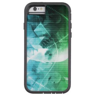 Multimedia-Technologie-Digital-Gerät-Informationen Tough Xtreme iPhone 6 Hülle