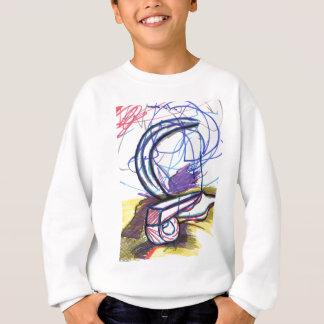 Multiperspective Szenen einer Fantasie Sweatshirt