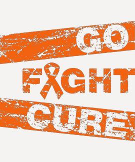 Multiple Sklerose gehen Kampf-Heilung T-shirt