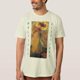 Multiplizieren Sie die Shirts der Segenmänner
