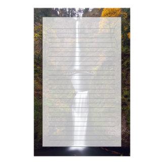 Multnomah fällt in Spätherbst Briefpapier