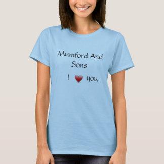 Mumford und Söhne T-Shirt