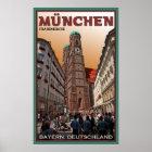 München Frauenkirche Poster