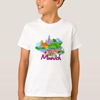 München - Germany.png T-Shirt
