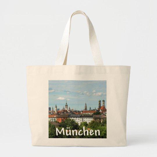 München Jumbo Stoffbeutel
