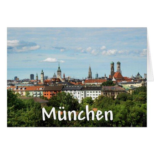 München Karte