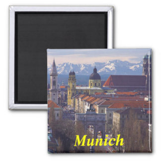 München-Kühlschrankmagnet
