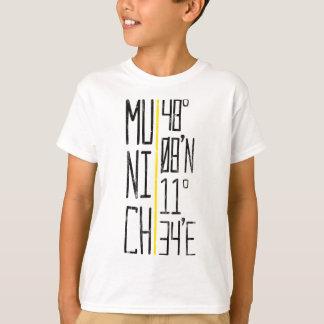 München München koordiniert T-Stück, Deutschland T-Shirt