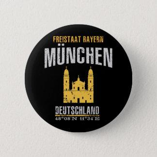 München Runder Button 5,7 Cm