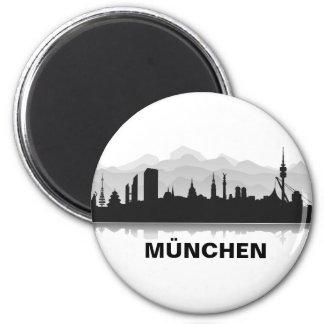 München Skyline Kühlschrank Magnet Kühlschrankmagnete