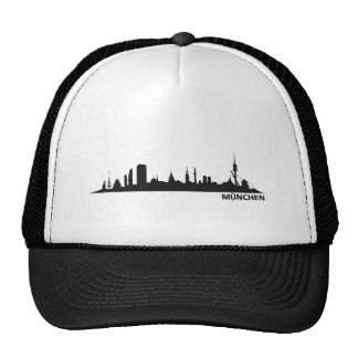 München Stadt - Stadt Kult Cap