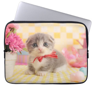 Munchkin Kätzchen Laptop Sleeve