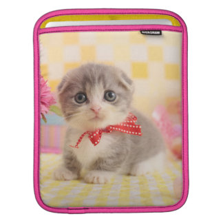 Munchkin Kätzchen Sleeve Für iPads