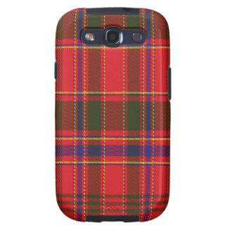Munro schottischer Tartan Samsung rufen Fall an