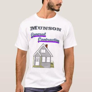 Munson allgemeiner Vertrag T-Shirt