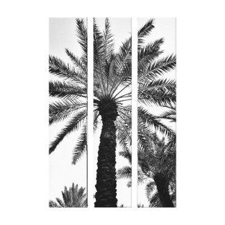 Murabba-Palast-Datums-Baum Leinwanddruck