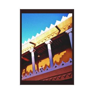 Murabba-Palast Leinwanddruck