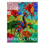 Murano Mosaik II Postkarte