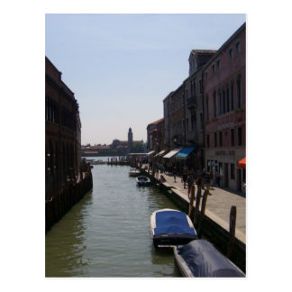 Murano - postkarte