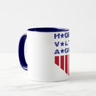 Murph Flaggen-Kaffee-Tasse Tasse