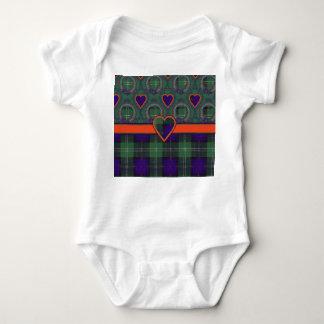 Murray Atholl Clan karierten schottischen Kilt Baby Strampler