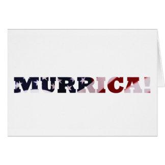 MURRICA! KARTE