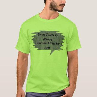 Mürrisch T-Shirt