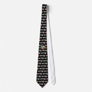 Mürrische Krawatte