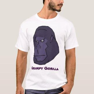 Mürrischer Gorilla T-Shirt
