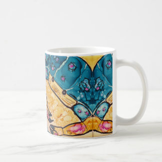 Mürrischer Kaffee Kaffeetasse