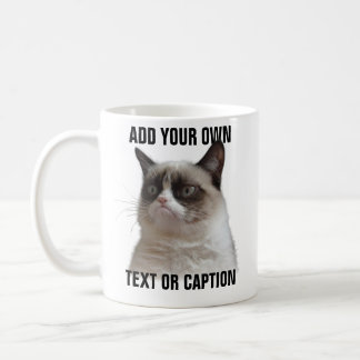 Mürrischer Katzen-greller Glanz - addieren Sie Ihr Tee Tassen