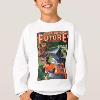 Mürrischer Roboter Sweatshirt