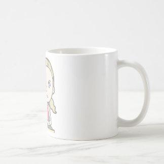 Mürrischer Student Kaffeetasse