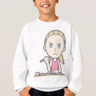 Mürrischer Student Sweatshirt