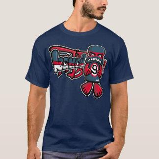 Mürrisches Maskottchen T-Shirt
