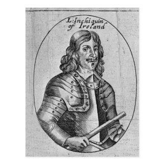 Murrough O'Brien, 1. Graf von Inchiquin Postkarte